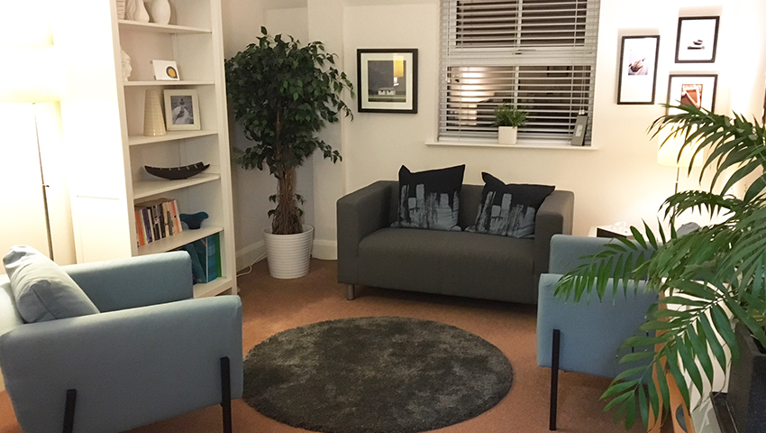 Worcester Counselling Room 2