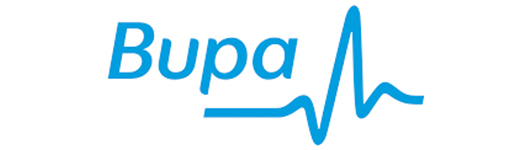BUPA registered therapists